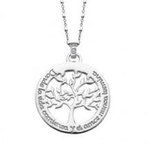 c1d71f6dddf9 Colgante Lotus Silver árbol de la vida LP1641-1 1