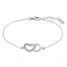 315268e751bb Pulsera Lotus Silver plata con corazón y alianza LP1864-2 1